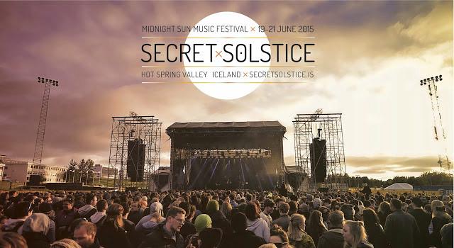 Secret Solstice verkündet weitere Headliner!