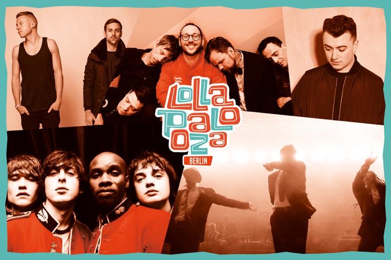Lollapalooza Berlin – die ersten Acts!