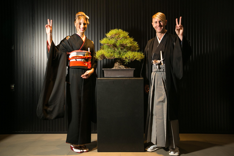 Sake Samurai Richie Hawtin feiert die hochprozentige Weltherrschaft