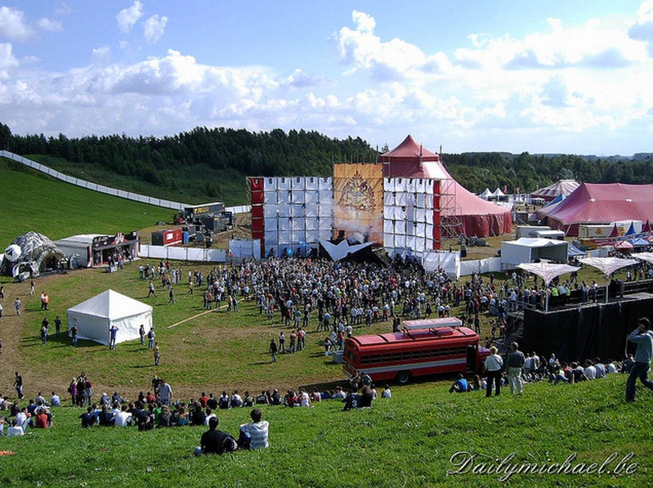 TBT – Das war das erste Tomorrowland – 2005