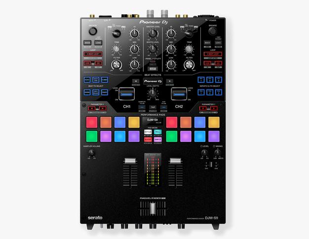 Pioneer präsentiert den Nachfolger des legendären Battlemixers 909! DJM-S9