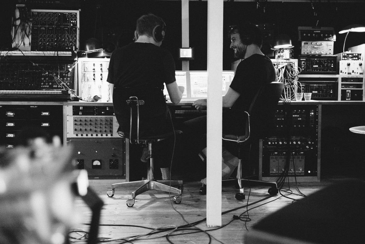 Nils Frahm und Ólafur Arnalds veröffentlichen weitere Kollaborations-EP an