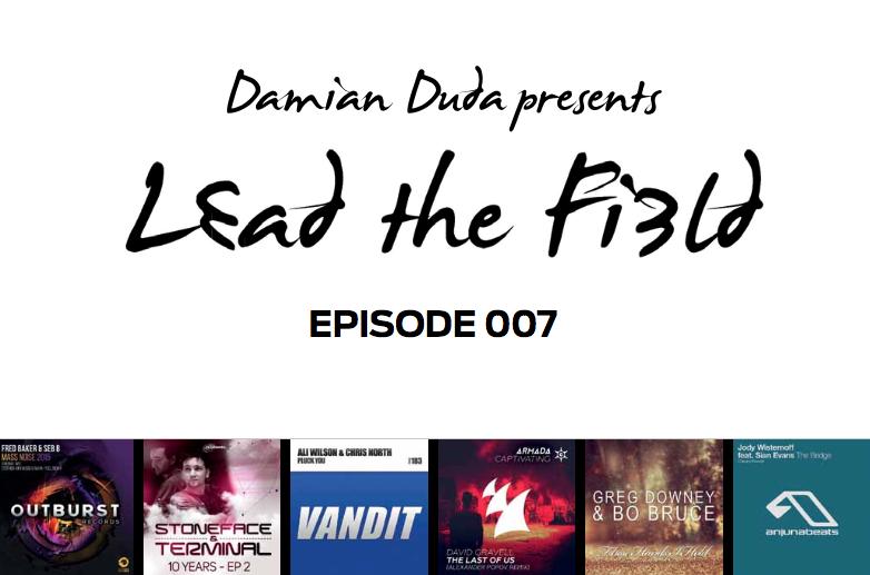 "Damian Duda presents ""Lead the Field 007"""