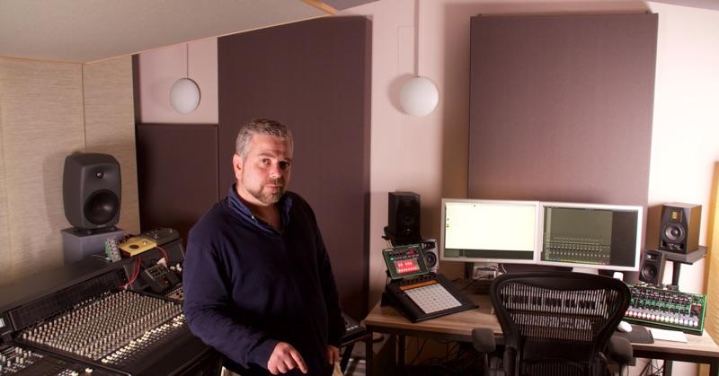 Im Studio mit Patrick Chardronnet – Drang nach Klang