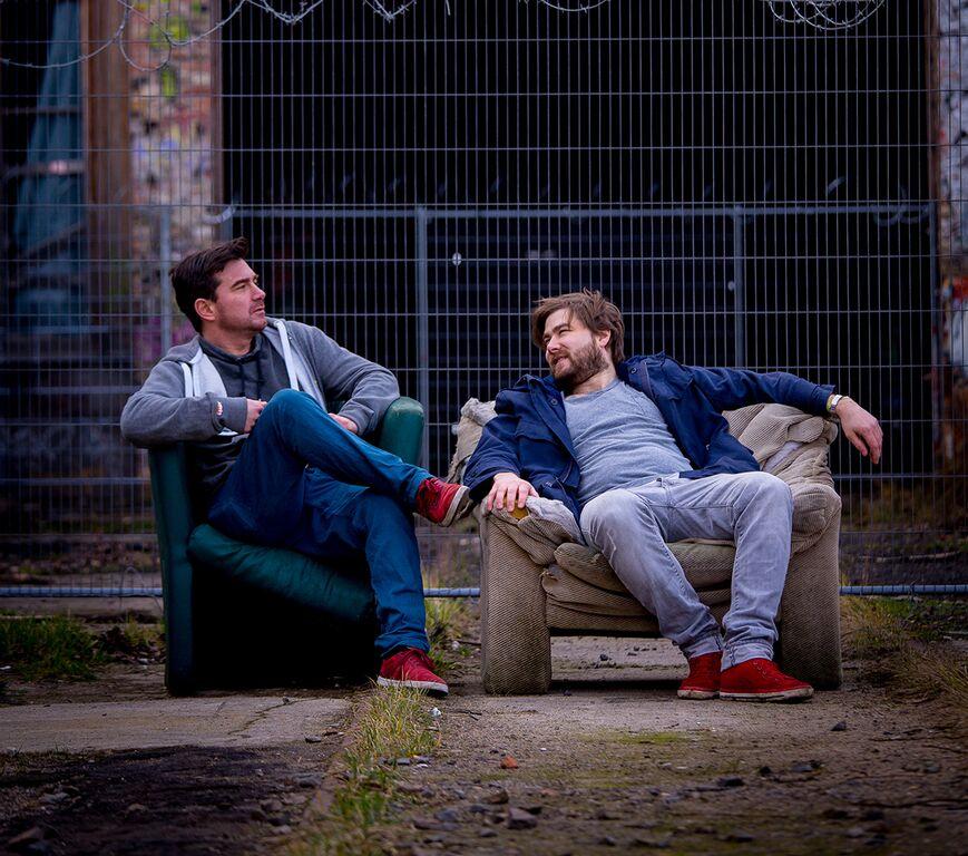 """Exklusive Premiere: Rich & Maroq debütieren mit """"Dreamer"""""""