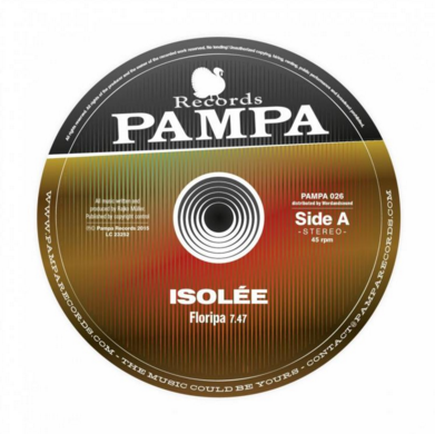 Isolée – Floripa (Pampa Records)