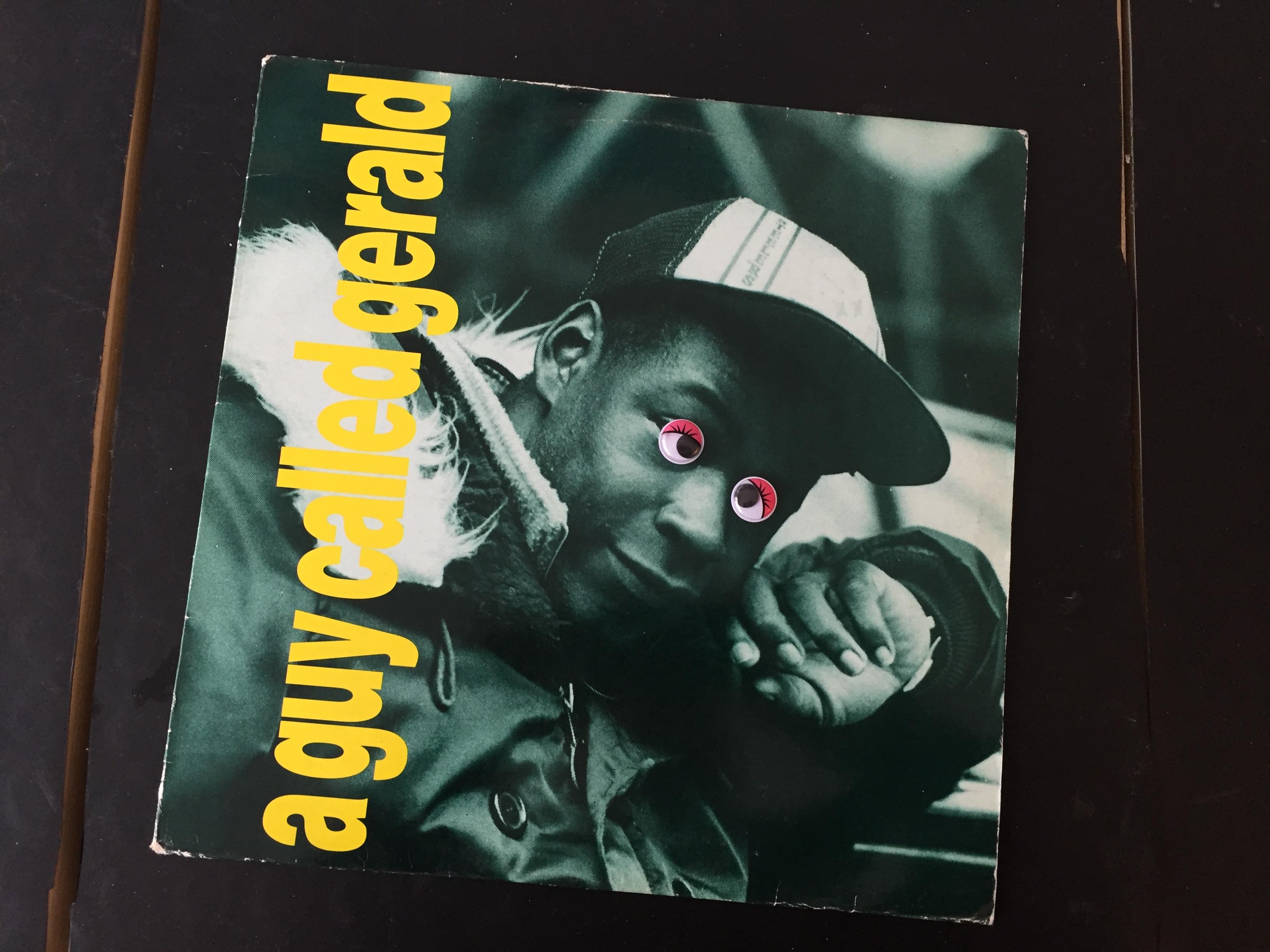 Spaß mit Wackelaugen: A Guy Called Gerald – Vodoo Ray