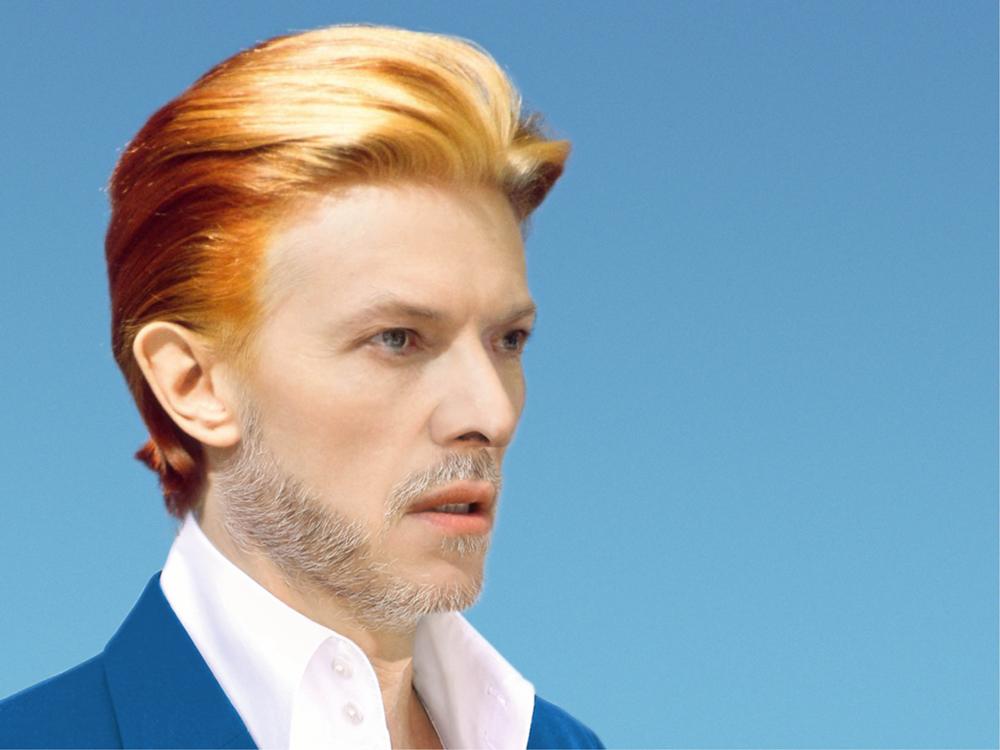 Dieter Bowie mit Sound und Visionen