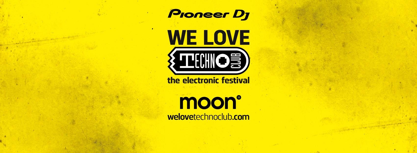 Die Zeitreise der elektronischen Musik: We Love Technoclub in Frankfurt