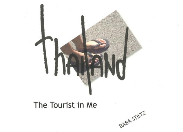 Baba Stiltz – Thailand (The Tourist In Me) (Studio Barnhus)