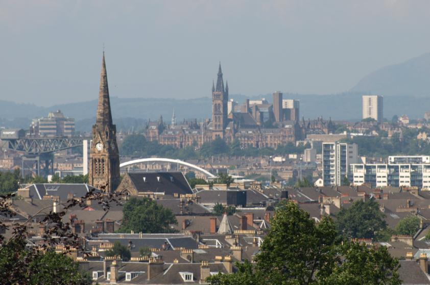 Städtetrip – mit Alex Smoke nach Glasgow