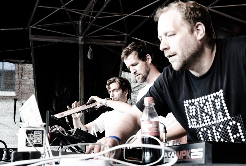 AKA AKA & Thalstroem – Bester Live-Act 2015