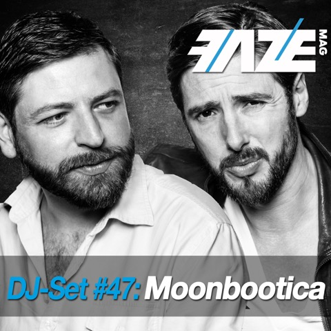 FAZEmag DJ-Set #47: Moonbootica – exklusiv bei iTunes