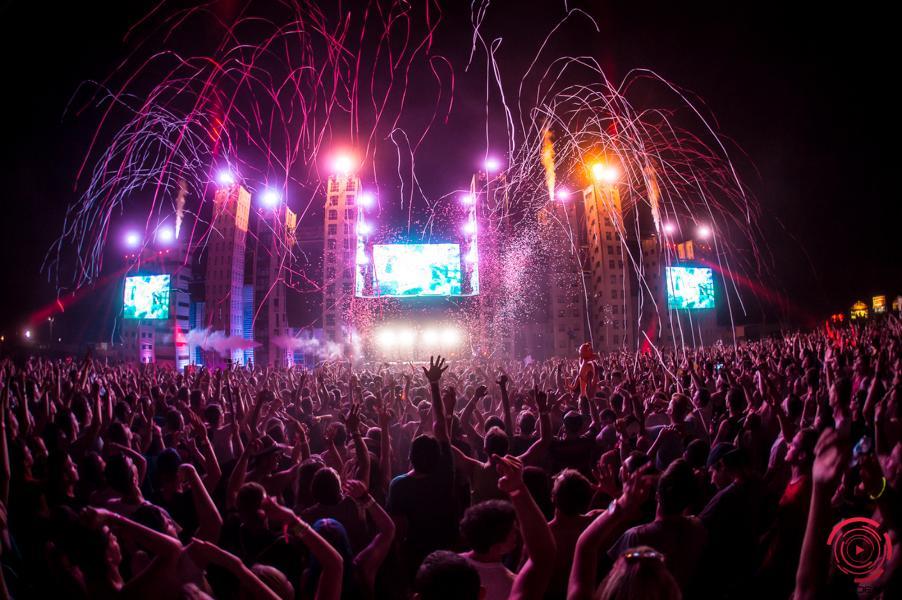 Open Beatz Festival 2016 – vier Tage Feierei im Frankenland