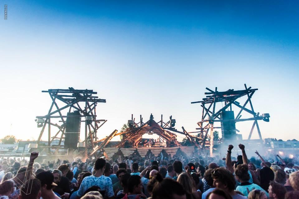 72 Stunden feiern: Paradigm Festival gibt Line-up bekannt