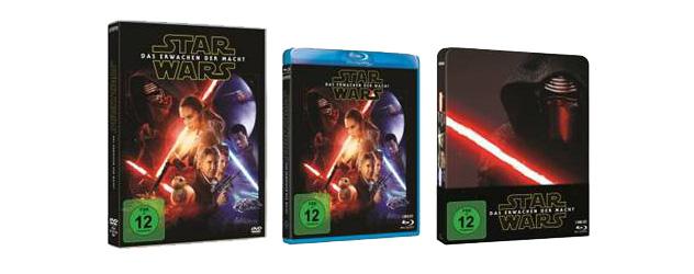 Star Wars: Das Erwachen der Macht – auf DVD & Blu-ray
