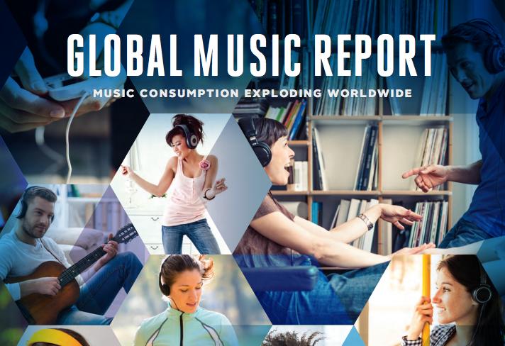 IFPI Global Music Report 2016: Digital-Umsätze erstmals vorne