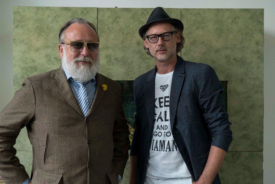 ARTE präsentiert: Richard Dorfmeister meets Friedrich Liechtenstein