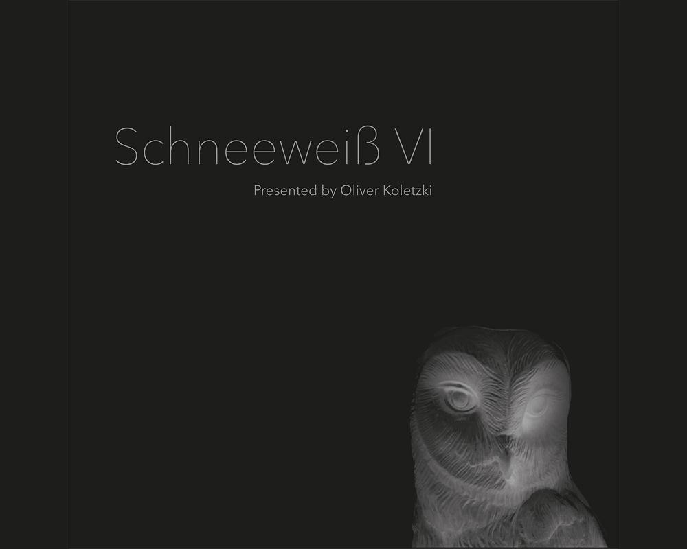 """Oliver Koletzki veröffentlicht """"Schneeweiß VI"""""""