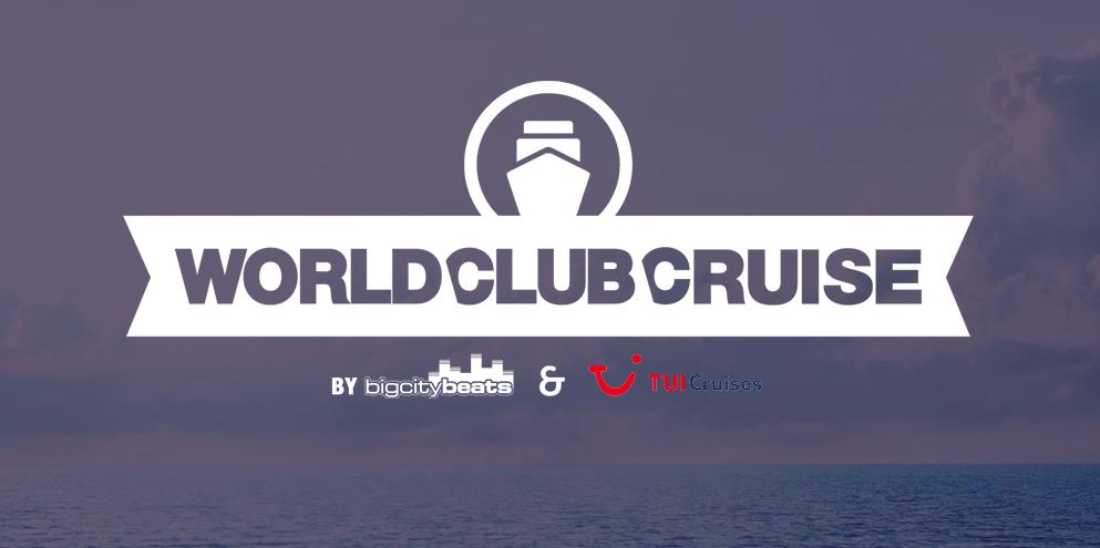 World Club Cruise – der Vorverkauf für die Partykreuzfahrt startet!