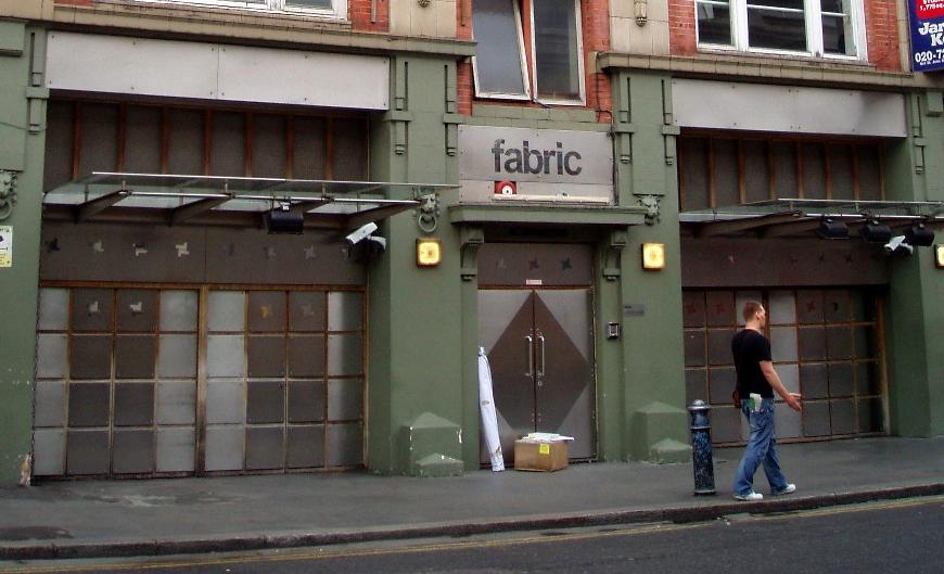 Fabric bleibt weitere 28 Tage geschlossen