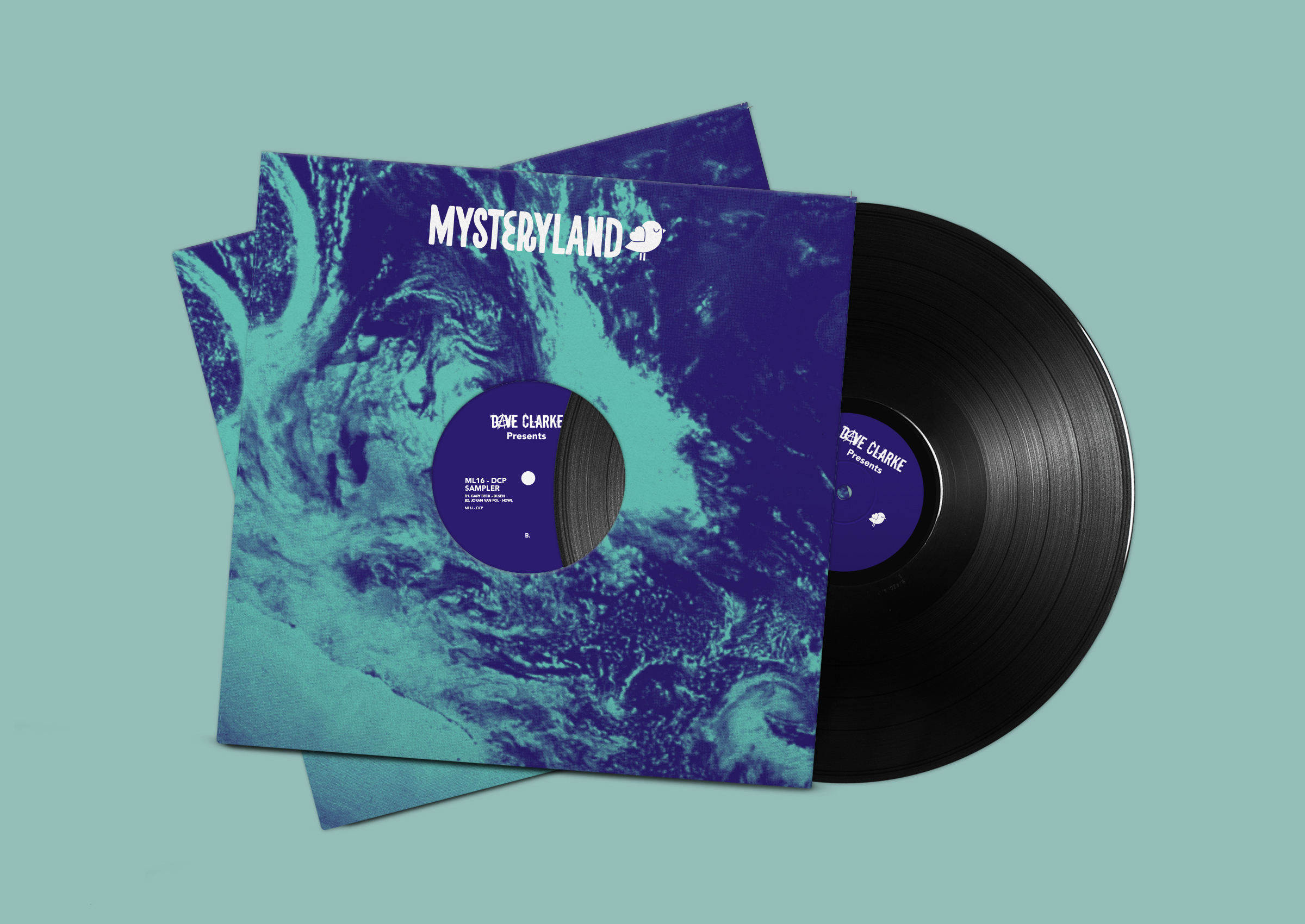 Dave Clarke präsentiert limitierten Mysteryland-Vinyl-Sampler