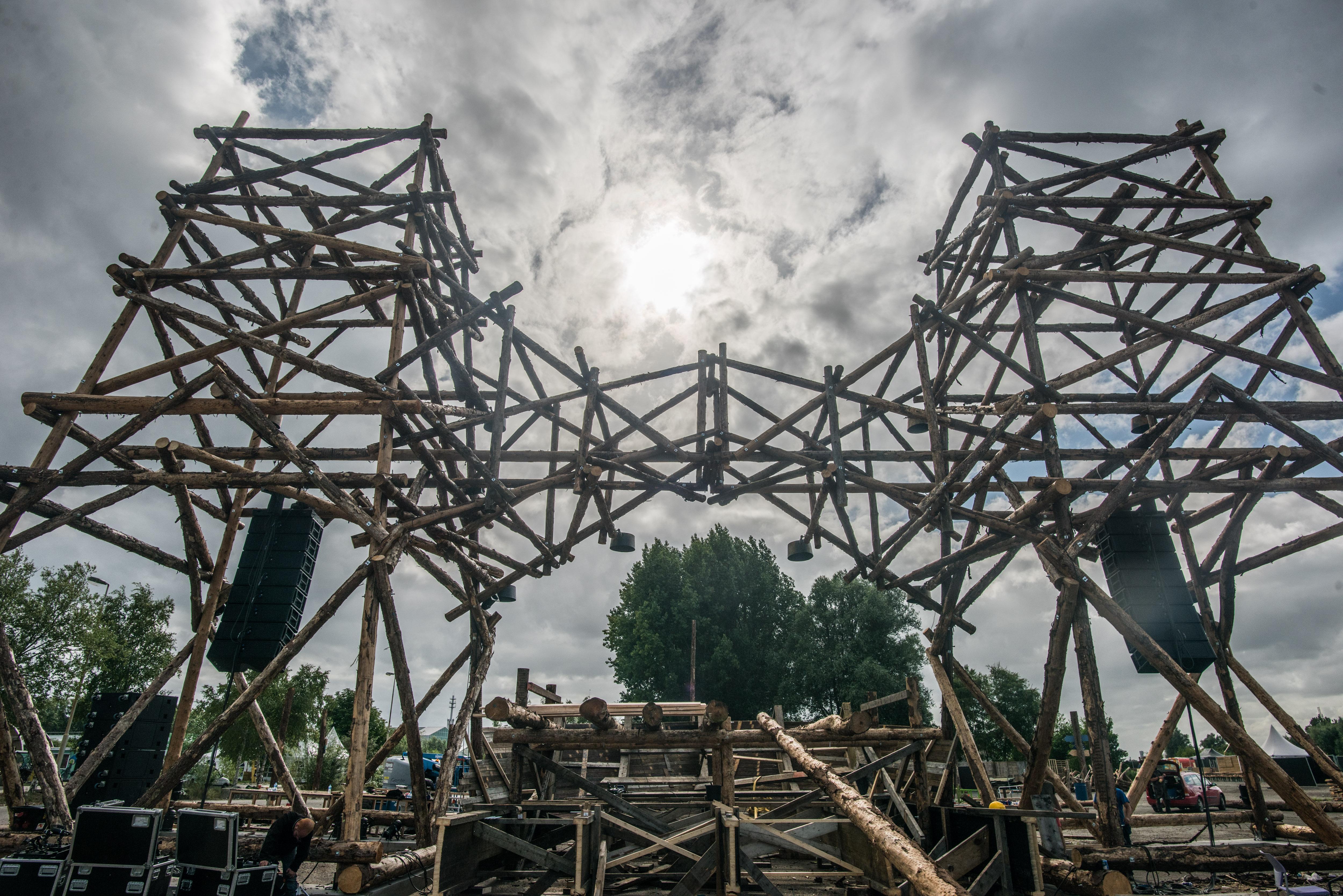 Paradigm Festival: 72-Stunden-Rave nimmt Form an