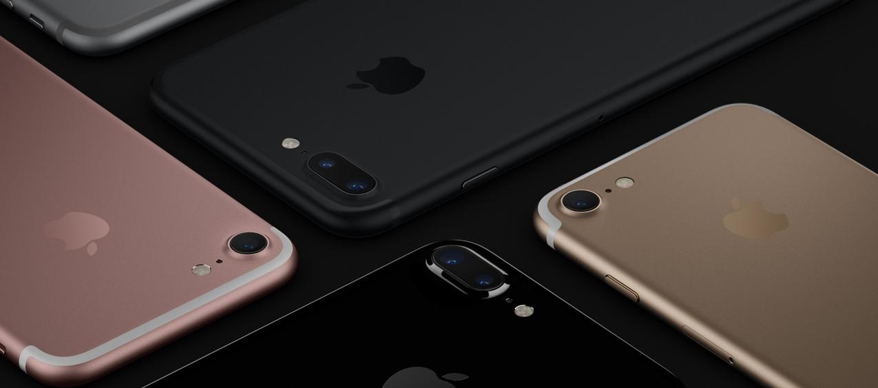 Das iPhone 7 ist da