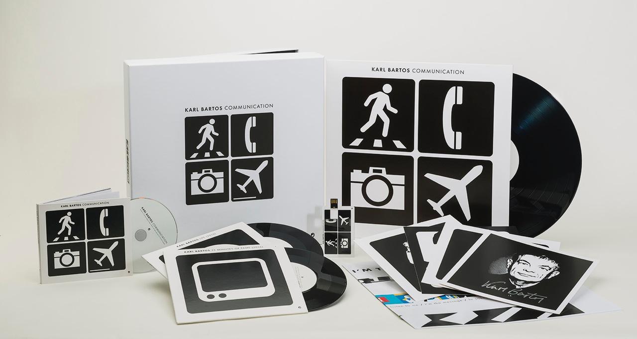"""Karl Bartos veröffentlicht limitiertes Deluxe Boxset von """"Communication"""""""