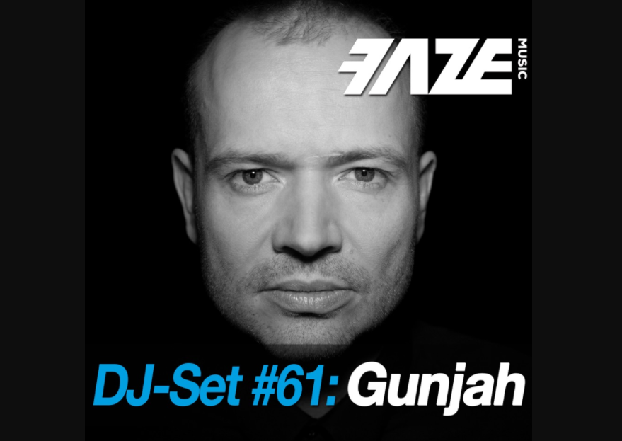 FAZEmag DJ-Set #61: Gunjah – exklusiv bei iTunes