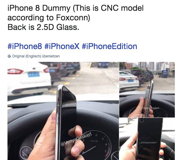 iPhone 8 – so viel soll das neue Apple-Handy kosten