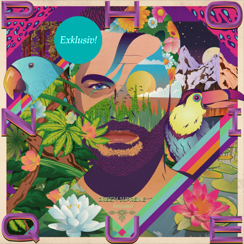 Trackpremiere: Phonique – Vincent Price feat. LazarusMan (Douglas Greed Remix)