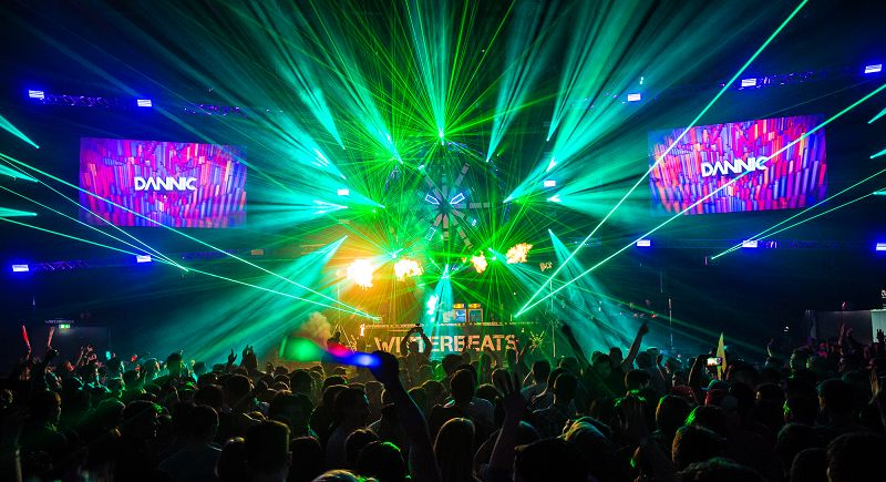 Winterbeats Festival 2018 – Süddeutschlands größtes Indoor-Festival