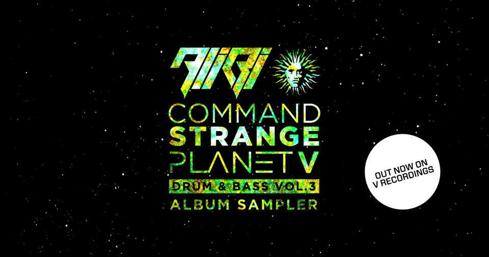 Planet V – Drum-and-Bass-Compilation-Reihe geht in die dritte Runde