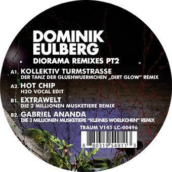 Dominik Eulberg – Diorama Remixes Pt. 2 (Traum Schallplatten)