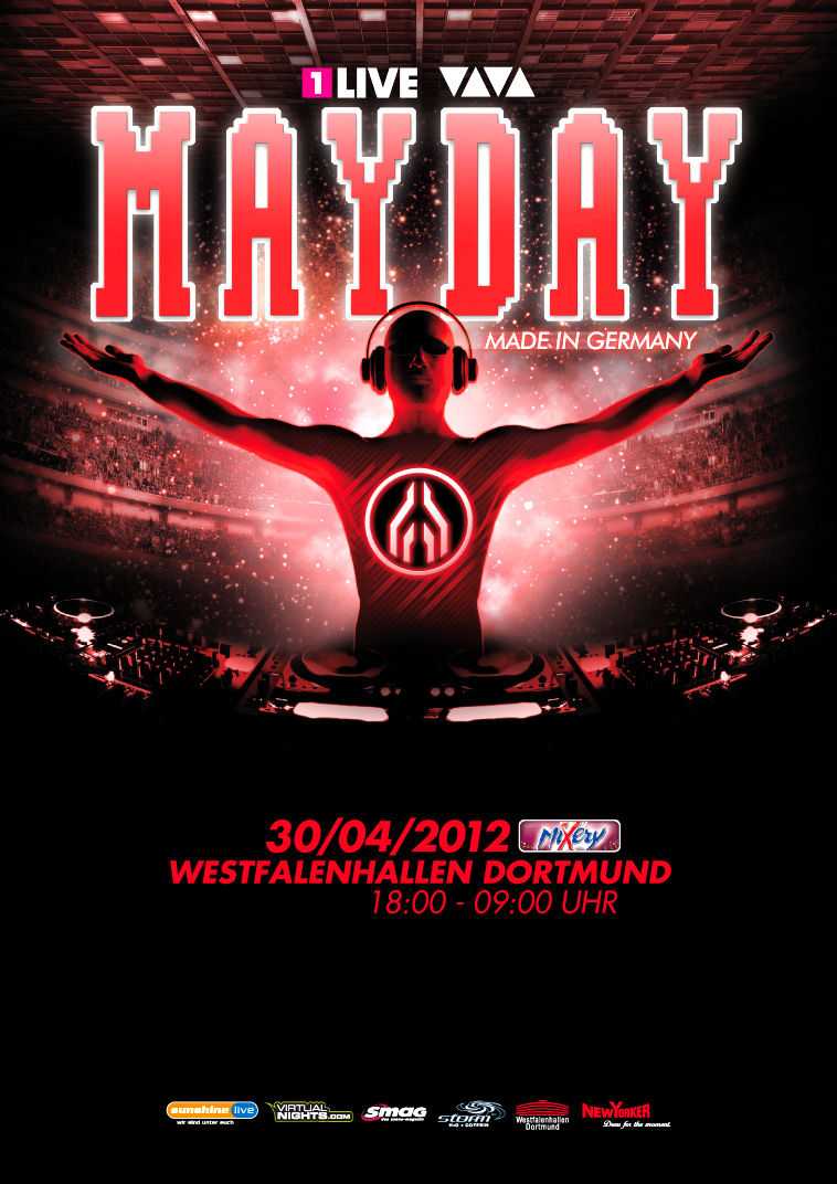 MAYDAY 2012 – Made in Germany