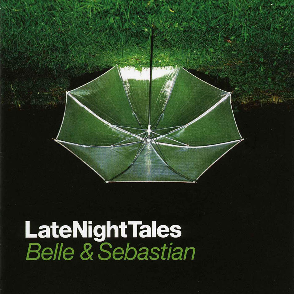Belle & Sebastian mixen kommende LateNightTales