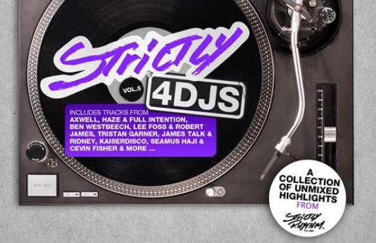 Strictly Rhythm: Nur für DJs!