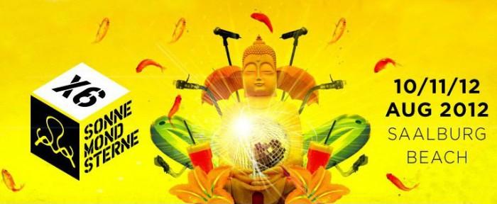 SonneMondSterne verkündet LineUp für 2012