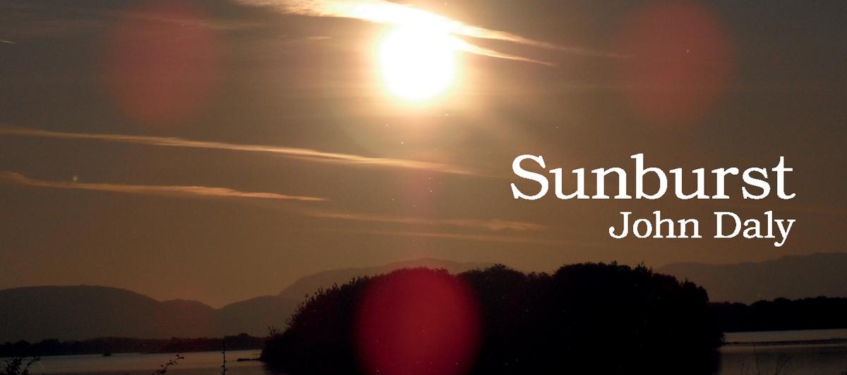 """John Daly veröffentlicht """"Sunburst"""" auf Drumpoet"""