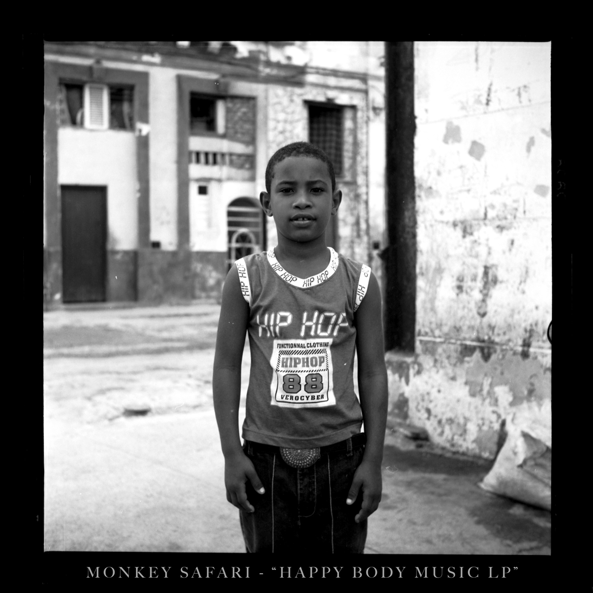 Monkey Safari releasen ihr Debütalbum auf What! What!