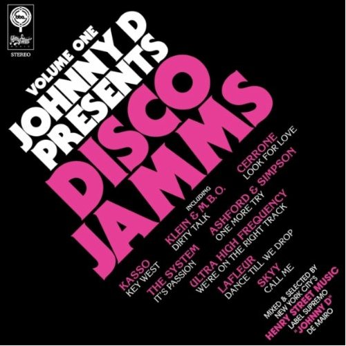 Johnny D presents – Disco Jamms Vol1 (BBE)