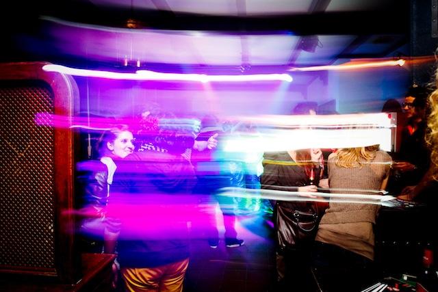Noch mehr Fotos von der FAZE Magazin Launch Party