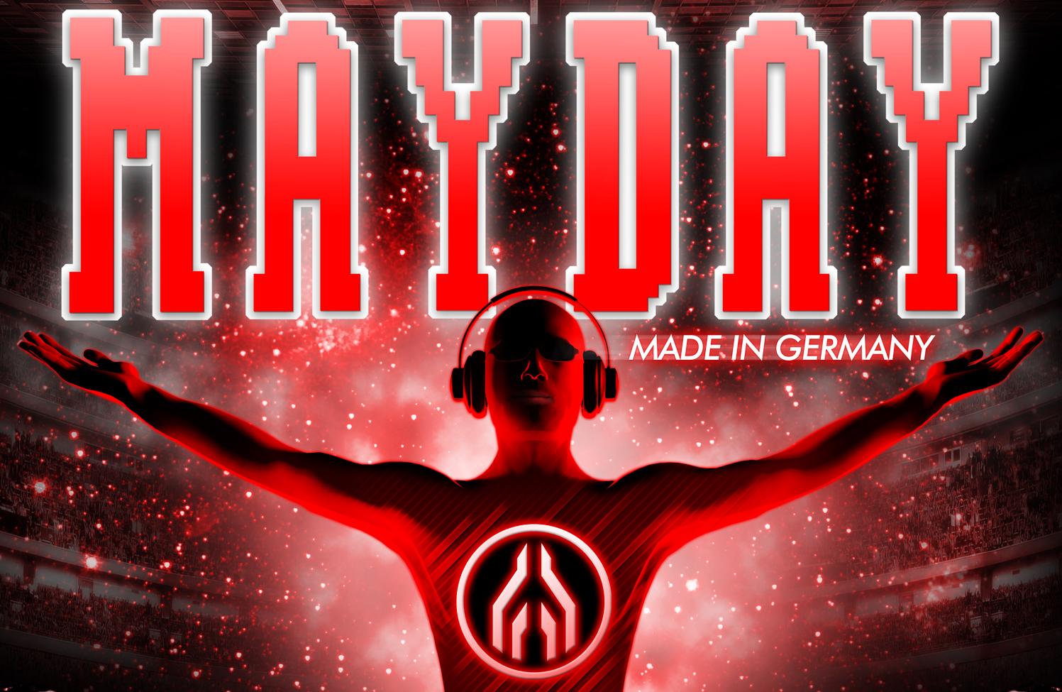 Mayday 2012: Compilation erscheint Mitte April