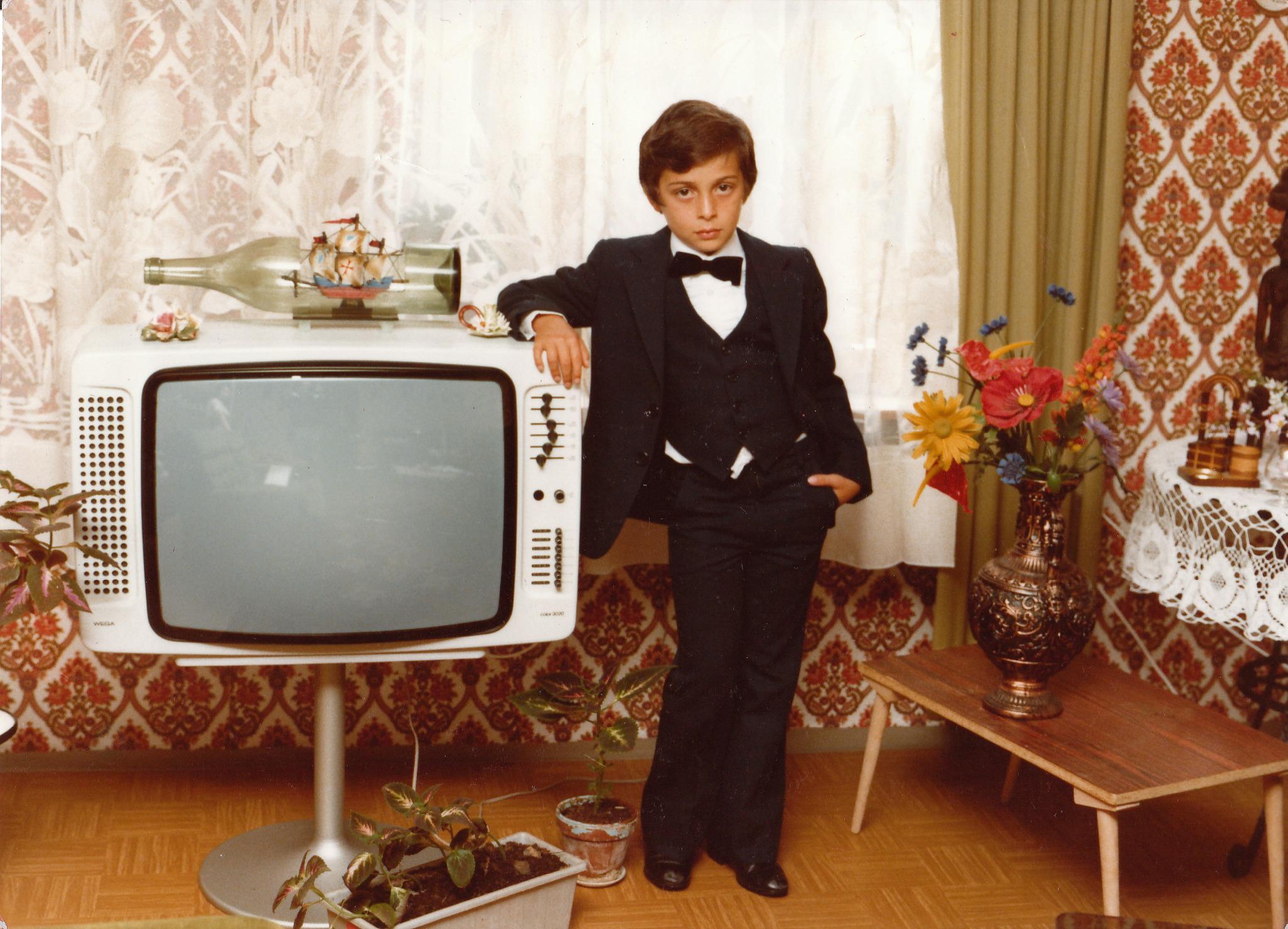 Flashback in die 80er – Filippo Moscatello