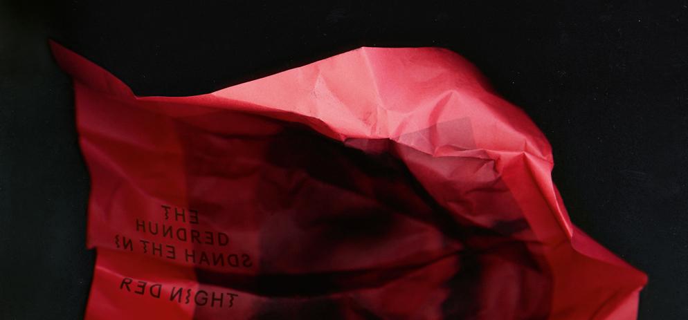 """The Hundred In The Hands kündigen """"Red Night"""" auf Warp an"""
