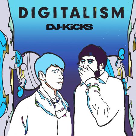 Digitalism liefern ihre DJ-Kicks ab!