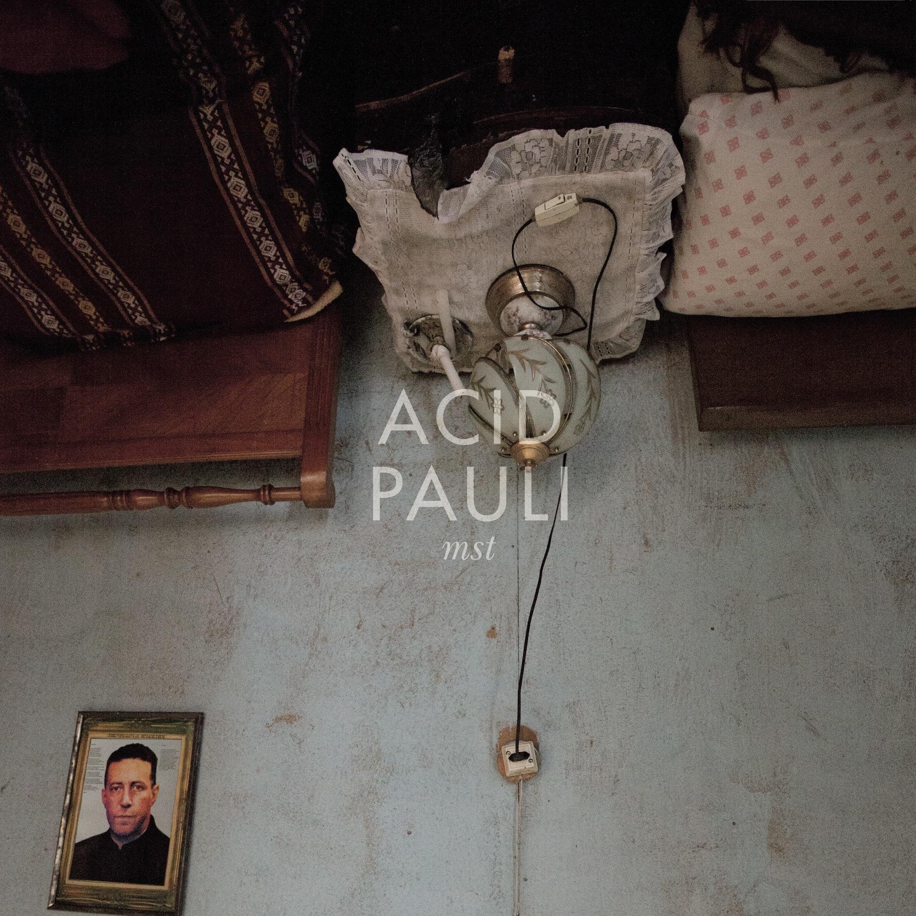 """Acid Pauli veröffentlicht """"Mst"""" auf Nicolas Jaars Clown & Sunset"""