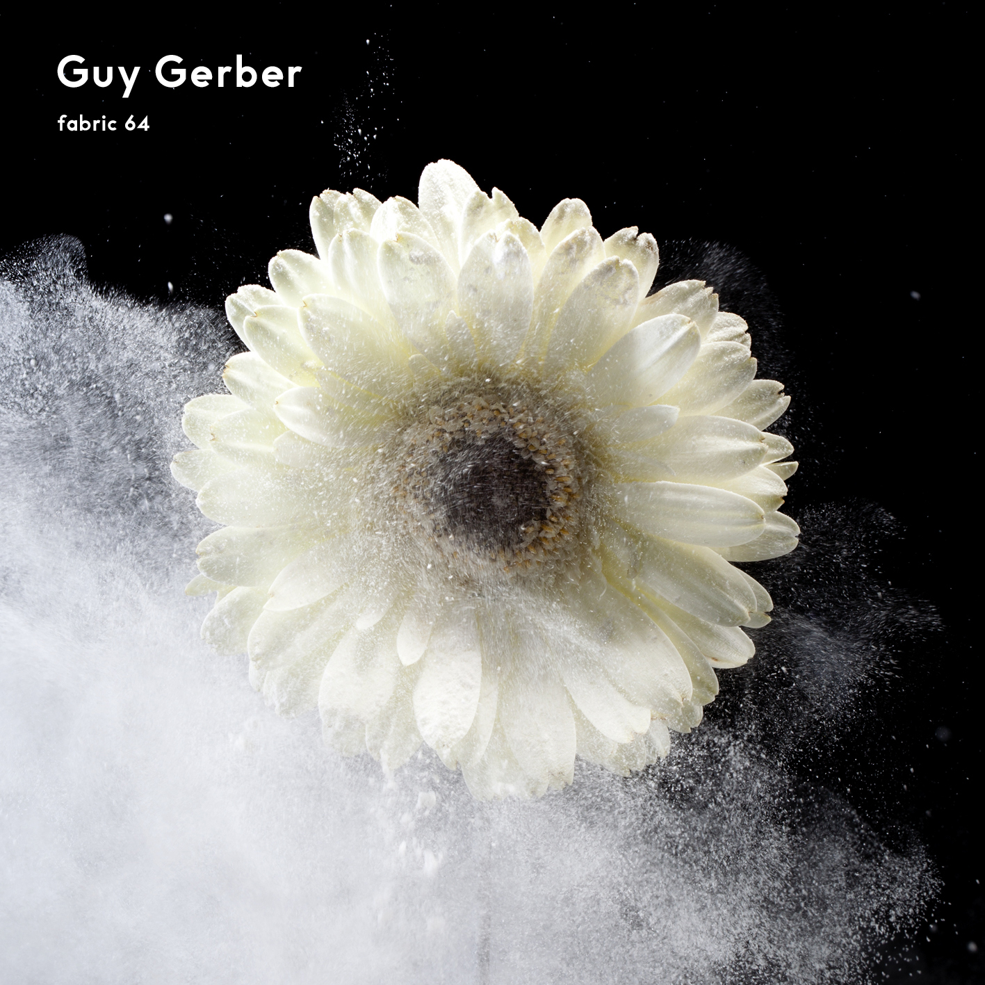 Guy Gerber mixt Fabric 64