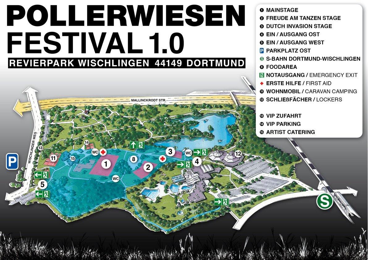 Fünf Fragen für Fritz Kalkbrenner am 27.05. beim PollerWiesen Festival in Dortmund